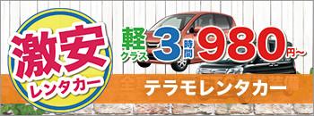 レンタカー 大阪 テラニシモータース